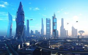 De toekomstige stad is een samensmelting van gebundelde krachten tussen beleidsmakers en wetenschappers